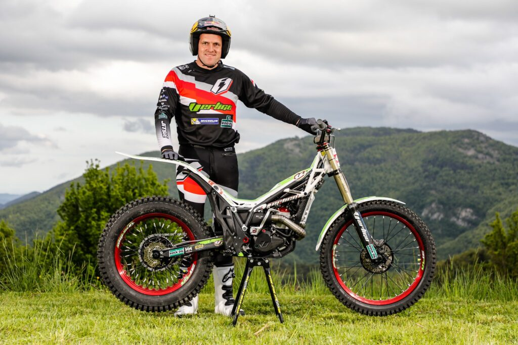 Dougie Lampkin MBE, motorcyclist and multi time world champion who is the star guest at this year's East Anglian Copdock Bike Show 2021