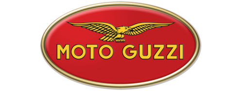 Moto Guzzi logo - Moto Guzzi motorcycles are one of the motorbike traders who will be at this year's East Anglian Copdock Bike Show.